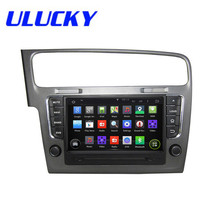 8 Inch Separate Android 5.1.1 Quad Core HD 1024*600 Car DVD Player For VW For Golf 7 2013 Radio Free 8GB MAP Card With Canbus