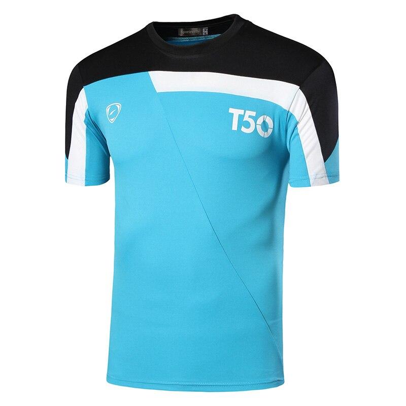 Sportrendy Καλοκαιρινά Ενεργά Μπλούζες - Ανδρικός ρουχισμός - Φωτογραφία 2