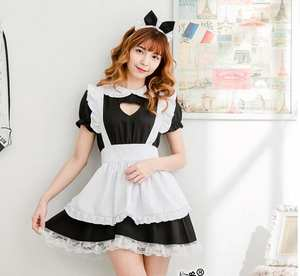 Uniform Maid-Costume...