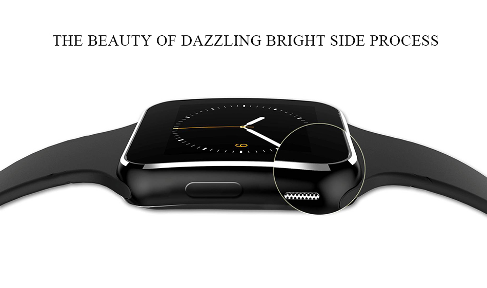 New Arrival X6 Smart Watch with Camera Touch Screen Support SIM TF Card Bluetooth Smartwatch for iPhone Xiaomi Android Phone 22