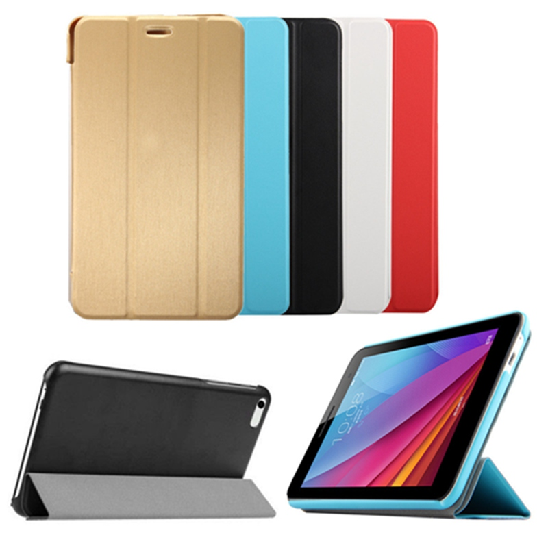 Universal 7 inch For Huawei Mediapad T1-701U Tablet PC Protective Case PU Leather Colorful Case Cover Triple Dustproof Holster