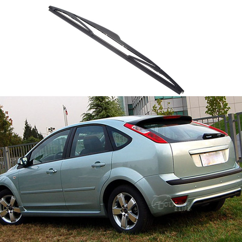 how to turn on rear windshield wiper ford focus