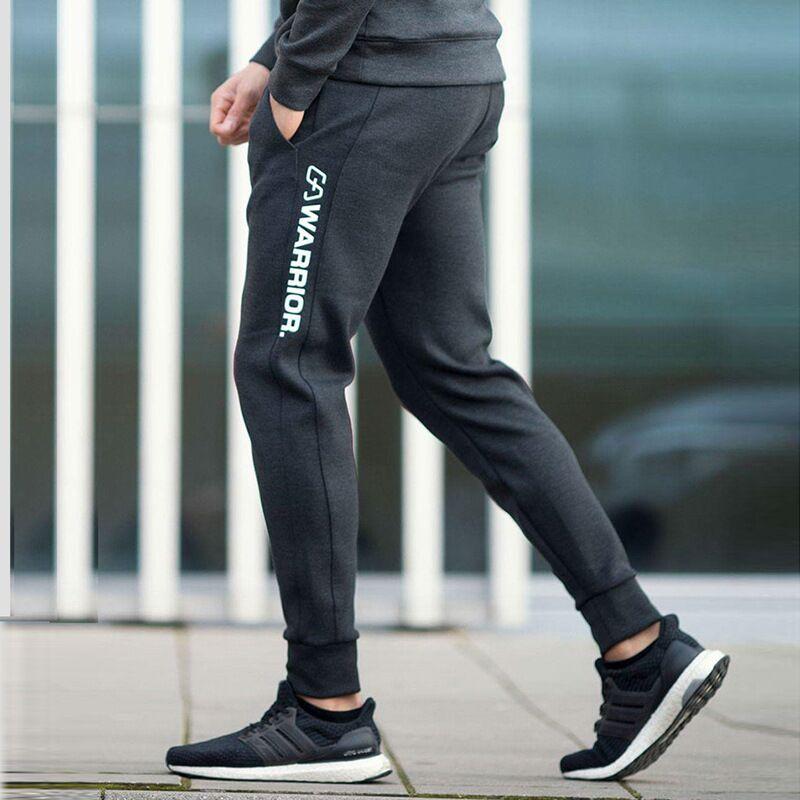 Decke-schwellen Herzhaft 2019 Fitness Jogger Männer Top Qualität Casual Hosen Männer Baumwolle Fit Jogginghose Hosen Marke Kleidung Erfrischung