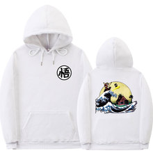Multiple styles dragon ball hoodie sweatshirt men Print Turtle Goku poleron hombre Streetwear sudadera dragon ball pullover