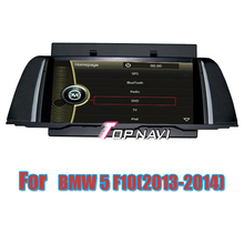"""Free Shipping  10.2"""" Wince Car Stereo GPS For F10 2013-2014 for BMW With Bluetooth Free Map Navigation"""