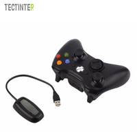 2 4G Wireless Controller For Microsoft Xbox 360 Gamepad With PC Wireless Receiver Remote Controle For