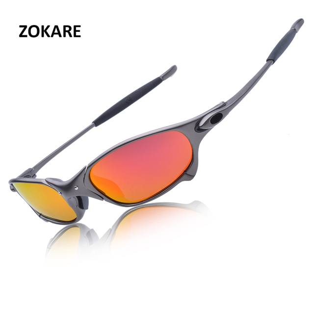 ZOKARE Unisex Polarized Cycling Glasses Outdoor Sports Bicycle Sun Glasses Running Fishing Bike Eye Goggles gafas ciclismo Z3-4