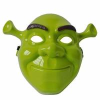 Halloween Dance Party Mask Shrek The Musical Mask Cartoon Animation Mask Full Face Mask Green Mask