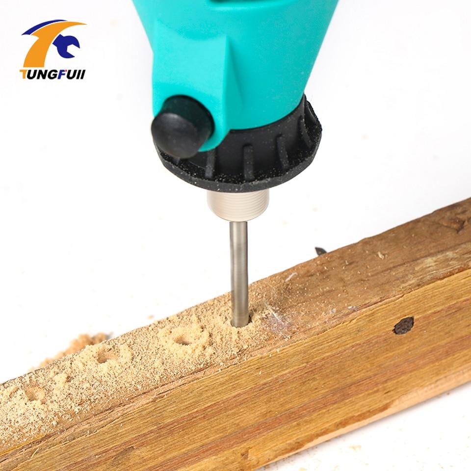 Tungfull Dremel Tools 161pcs Puidutöötlemise poleerimine Mini - Elektritööriistade tarvikud - Foto 5