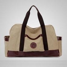 Vintage Large Capacity Canvas Travel Bags Luggage  Bag Men Military Duffle Bags For Male Malas Para Viagem women LI-915