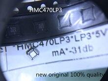 5 pces original novo hmc470lp3etr hmc470lp3e hmc470 (código: 470) 5bit 1dbstep 31db 3ghz 16 pinos qfn ep t/r