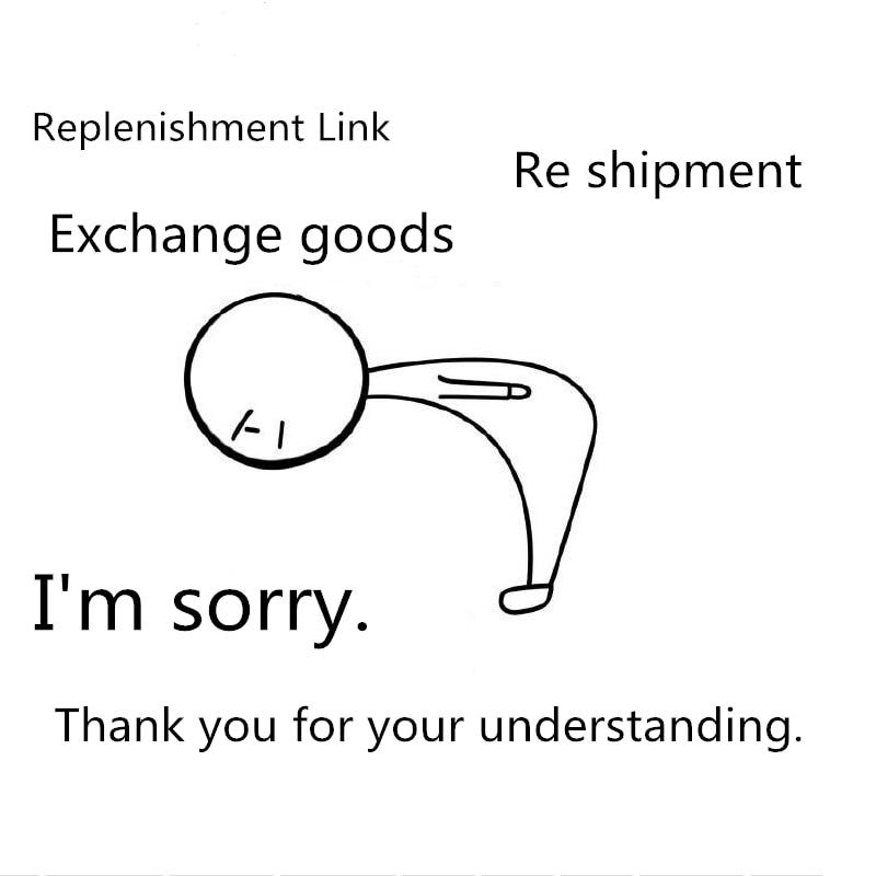 Exchange Goods  Re Shipment  Replenishment Link