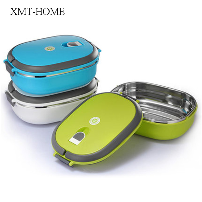 xmt home thermos lunch box food containers children 39 s thermal bento box for lunch single double. Black Bedroom Furniture Sets. Home Design Ideas