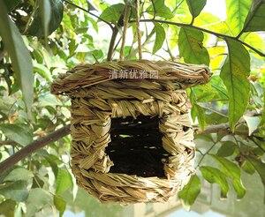 Image 2 - cage jaula bird cage garden decoration bird feeder