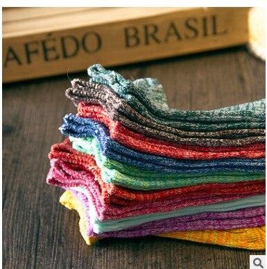 16 шт. = 8 пар, женские носки тапочки, хлопковые носки с закрытым носком, брендовые Шерстяные Носки ярких цветов, носки с защитой от запаха