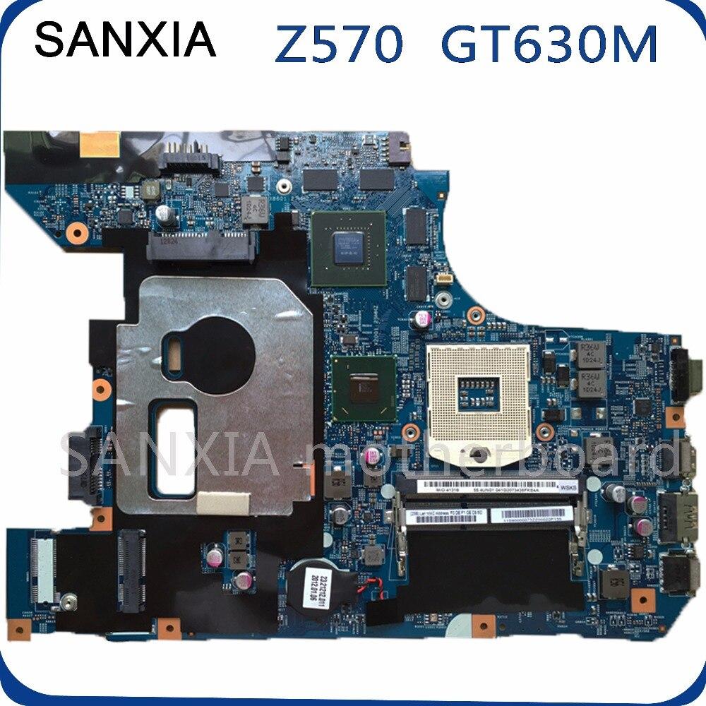 все цены на SHELI 10290-4 48.4PA01.041 LZ57 MB original motherboard for Lenovo Z570 Laptop motherboard Z570 motherboard GT630M 100% tested онлайн