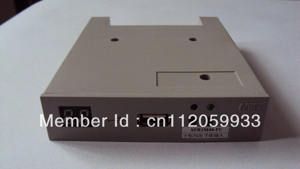 จัดส่งฟรีSFR1M44 FU USBไดรฟ์ฟลอปปี้E Mulator Leitorเล็คเตอร์USBอ่านTajima SWFมีความสุขบราเดอร์ชิ้นส่วนเครื่องจักรเย็บปักถักร้อย-ใน เครื่องมือเย็บและอุปกรณ์เสริม จาก บ้านและสวน บน   1