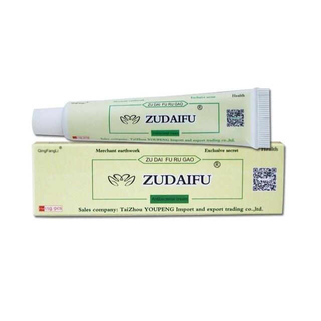 1pcs zudaifu Body Psoriasis Cream Psoriasis Ointment Facial Cleansing