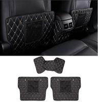 High Quality Custom Fit Anti Child Kick Pad Seat Anti Kick Pad Car Anti Dirty Pad