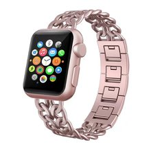 Stainless Steel Watch Band For iWatch Apple Strap