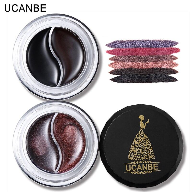 Aliexpress.com : Buy UCANBE Brand 15 Color Eyeshadow