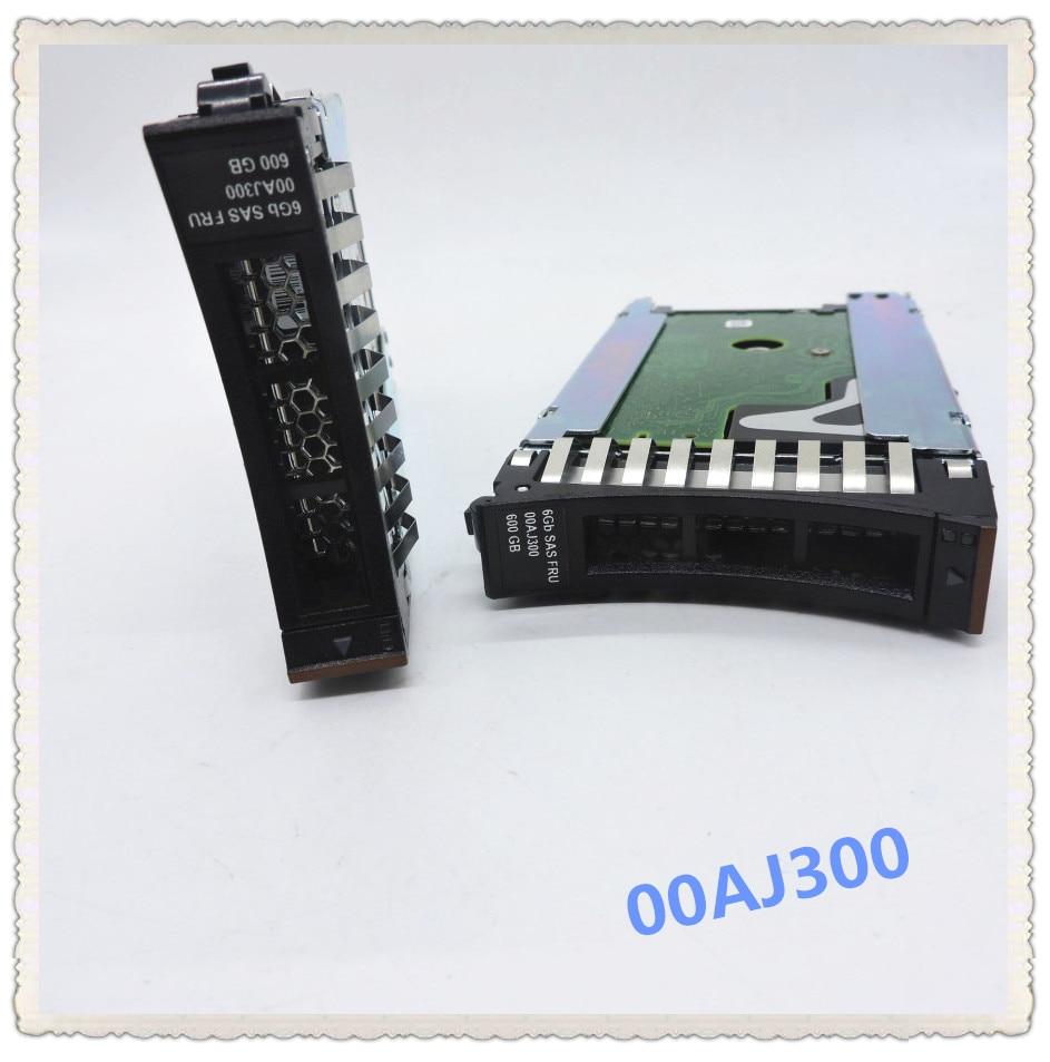 00AJ300 00AJ301 00AJ304 600G 15 K 6G HDD SAS 2.5 polegada G3HS X3650 M4 Garantir Novo no original caixa. Prometeu enviar em 24 horas