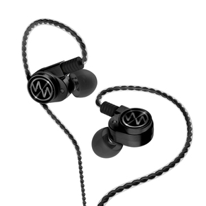 Image 5 - Amerika papağanı GT600S çift sürücü hibrid kulaklık DJ monitör profesyonel kulaklık gürültü iptal kulakiçi ayrılabilir Mmcx kablo
