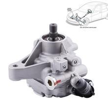 Power Steering Pump For 2006-2007 Honda Accord 02-11 CR-V 2006-2011 Element 2002-2006 Acura RSX 2006-2008 TSX