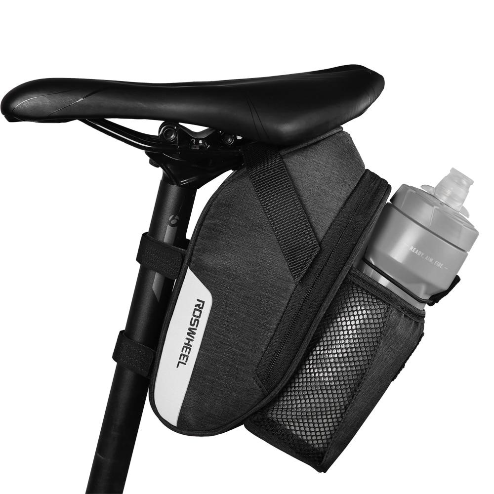 ROSWHEEL LOHAS SERIES font b Bicycle b font tail font b bags b font Bike kettle