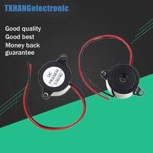 2pcs Durable 3-24V Piezo Electronic Buzzer Alarm Continuous Sound Beeper For Arduino Car Van