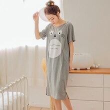 Домашняя одежда «Мой сосед Тоторо», ночная одежда, летняя футболка, футболки с короткими рукавами, топы, футболки