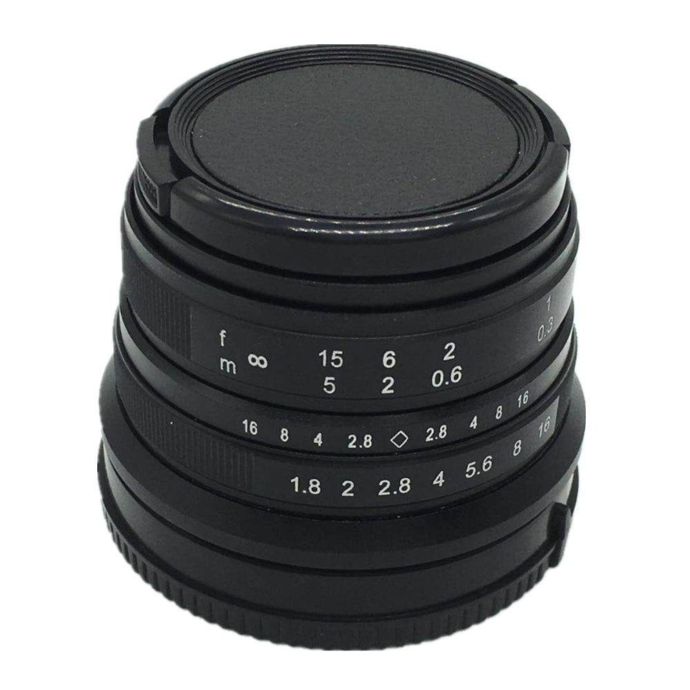 купить 25mm F/1.8 HD MC Manual Focus Wide Angle Lens for for Fujifilm FX Camera X-T10 X-T20 X-T2 X-PRO2 X-PRO1 X-E2/E3 X-E1 X-M1/M2/M3 по цене 4691.83 рублей