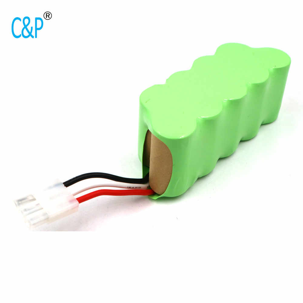 C & p sv1110 유로 프로 상어 네비게이터 xbt1106n sv116n sv1106n sv1110n 스위퍼 로봇 배터리 용 10.8 v 2.0ah-3.5ah 배터리 팩