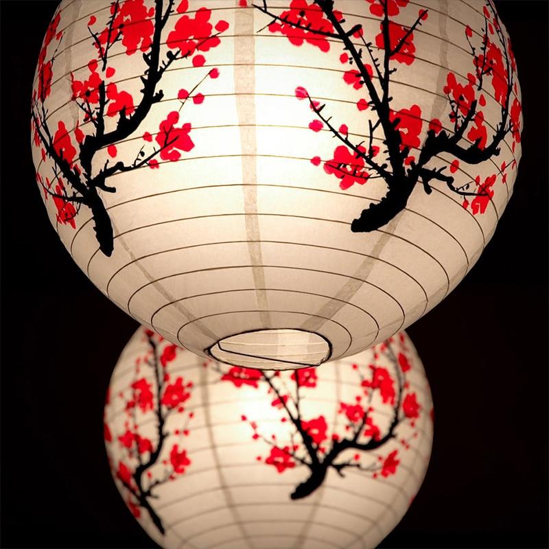 Decorative paper lanterns orange goop soap