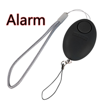120db Anti Lost Alarm Wolf Self Defense Safety Personal Panic Rape Attack Alarm Bell Security Protection Elderly High Quality