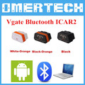 VGATE ELM 327 Bluetooth ICAR2 OBDII ELM327 iCar 2 Bluetooth VGATE OBD Diagnostic Interface Support for Android /PC