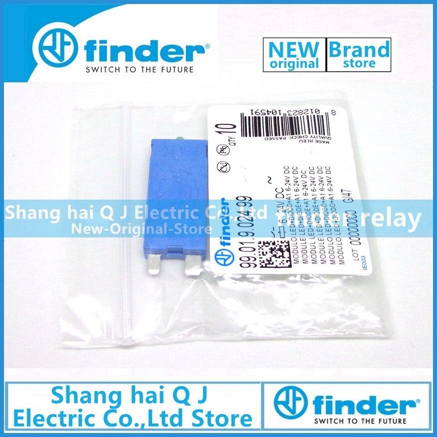 DIODE LED 6-24VDC FINDER 99.01.9.024.99 MODULE