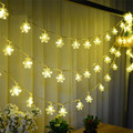 Snow Led string light 10M 100led  Fairy decoration AC110V or AC220V with EU/US plug colorful holiday fastival led lighting