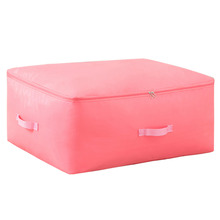 Thick Oxford cloth dust bag cotton quilt bags storage box clothing finishing bag can be washed soft storage boxes