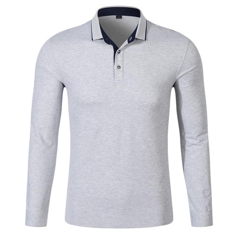 Brand Men Polo Hombre Shirt Mens Fashion Collar Shirts