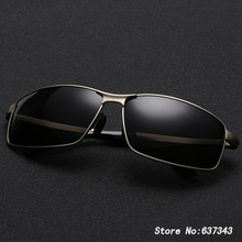 5pcs/lot High quality Alloy frame Men Polarized Driving sunglasses male Sports Sun Glasses Travel casual Eyewear oculos