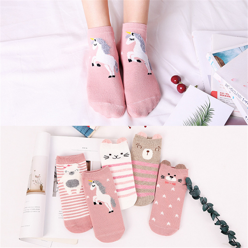 Unisex Children Boy&Girls Chaussettes 3d Printed Unicorn Socks Girls Kawaii Ankle Funny Cute Emoji Art Happy Kids Cotton Socks 3d print unicorn socks girls kawaii ankle licorne chaussette femme calcetines mujer cute emoji art happy kids long cotton socks