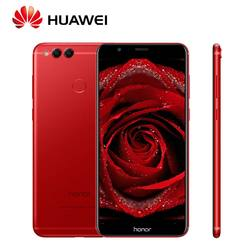 Global ROM Huawei Honor 7X mobile Phone 8MP+16MP Dual Rear Cameras 3340mAh 5.93 inch 2160*1080P Full View Screen Fingerprint
