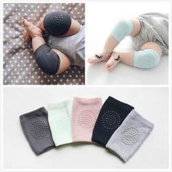 Ideacherry/1 пара детский наколенник дети безопасности сканирование локоть подушки для малышей для ног согревающий до колена Поддержка