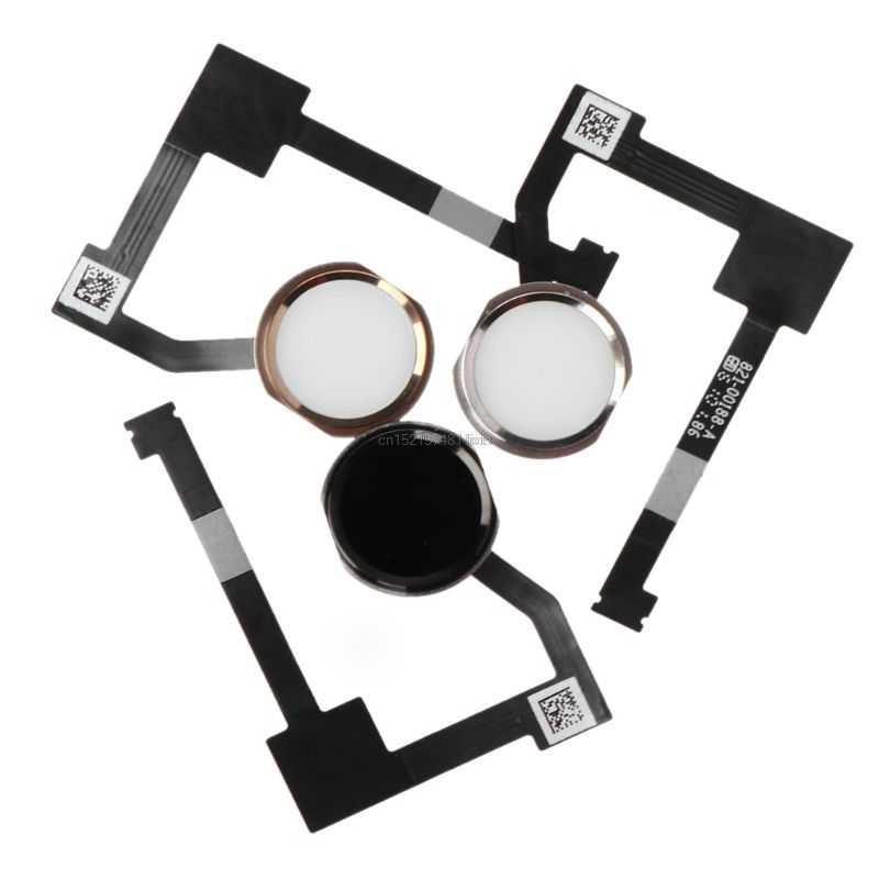 Flex Cable Home Button Menu Button Fingerprint Sensor Replacement for Apple iPad Mini4