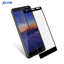 Full cover Tempered Glass For Nokia 3.1 Screen Protector on smartphone 5.2 inch Toughened Protective Film стоимость