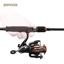 Joincool MWS spinning lure fishing rod Combo Set 40T Carbon 9+1BB Spinning Reel 5.3:1 Telescopic Fishing Rod for lure fishing
