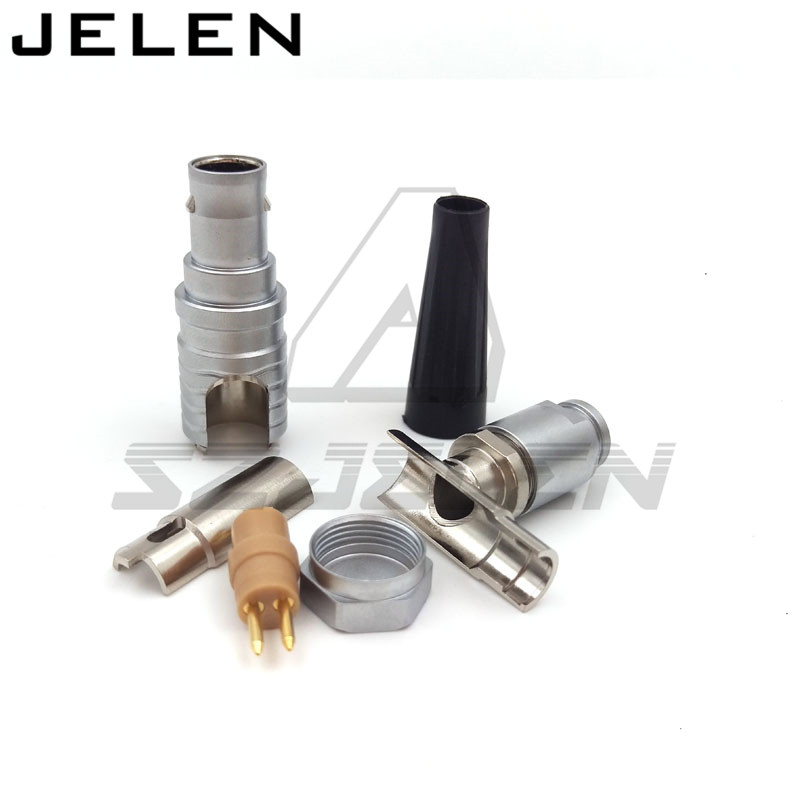 SZJELEN connectors 90 degree elbow 2pin FHG 0B 302 plug male compatible connector szjelen connector egg 0b 309 cll fgg 0b 309 clad z 9pin connector cable connector male and female connector