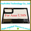 Для ASUS U38N Ultrabook ноутбука экран в сборе с сенсорным N133HSE-EA1 1920*1080 ips