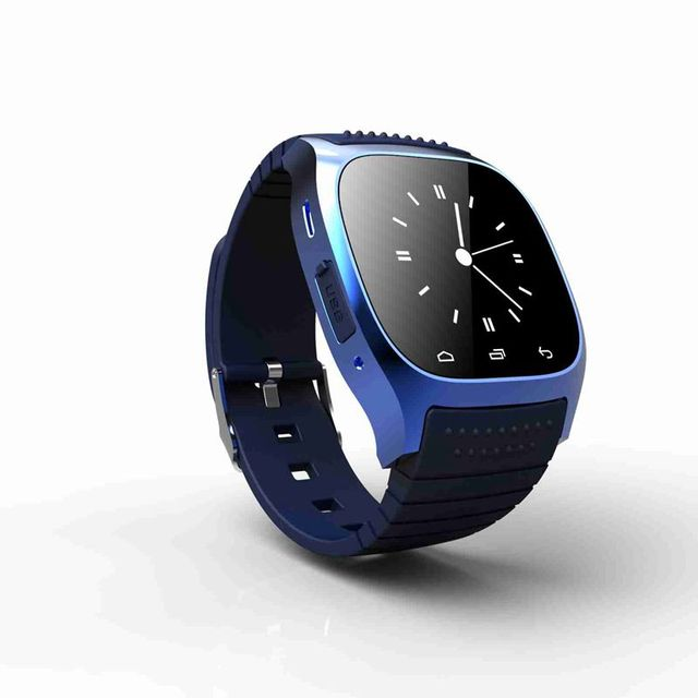 Водонепроницаемый Android Smart Watch M26 Женщины Мужчины Bluetooth Smartwatch Синхронизации Телефонный Звонок Шагомер Anti-потерял Для Android Смартфон